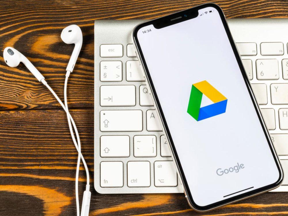 Google Drive a reçu une mise à jour : support du (dé)verrouillage par Face ID et Touch ID ajouté