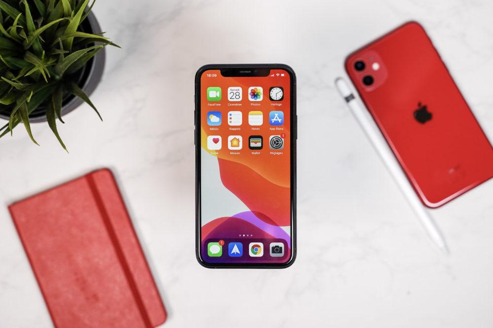 iPhone 11 Rouge PRODCUT RED Apple Les résultats du 2e trimestre 2020 dApple sont là : des revenus stables à cause du COVID 19