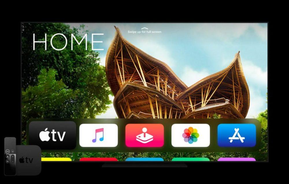 Apple TV tvOS 14 Apple publie la version finale de tvOS 14 pour lApple TV