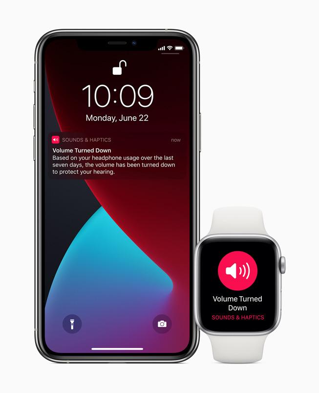 Apple Watch watchOS 7 Audition watchOS 7 est arrivé : partage de cadran, audition, suivi du sommeil, contrôle du lavage des mains, etc.