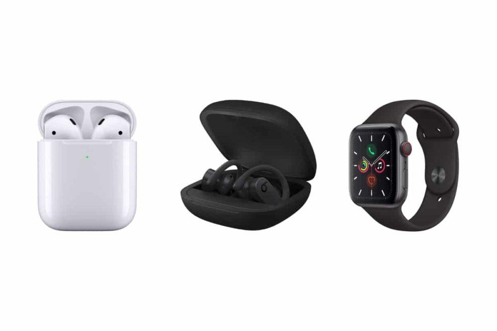 Apple Wearables 1000x667 Apple a, une fois de plus, dominé le marché des wearables au Q1 2020 (21,2 millions de ventes)