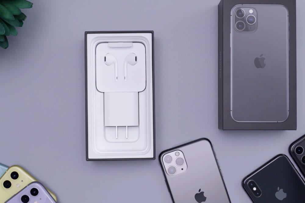 Apple iPhone 11 Pro Boite iPhone 12 : la boîte serait plus petite en raison de labsence des écouteurs et du chargeur