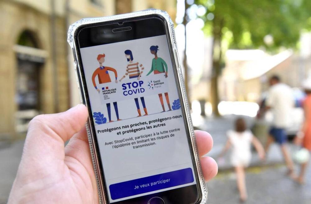 Lapplication française StopCovid est disponible sur iPhone, elle permet de lutter contre le COVID 19