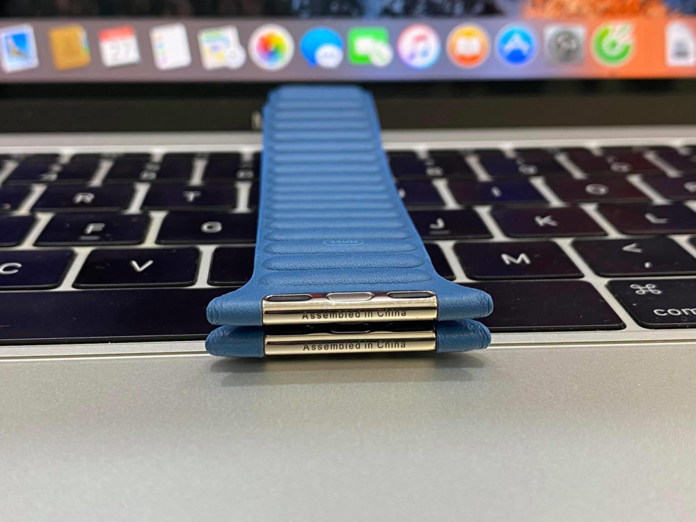 Bracelets Cuir Apple Watch 1 Bracelets Apple Watch : de nouveaux modèles en cuir se dévoilent