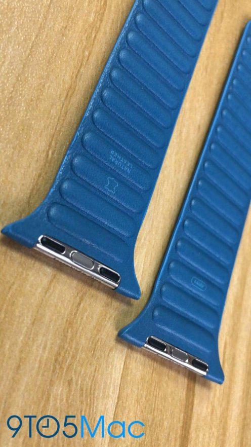 Bracelets Cuir Apple Watch 4 Bracelets Apple Watch : de nouveaux modèles en cuir se dévoilent