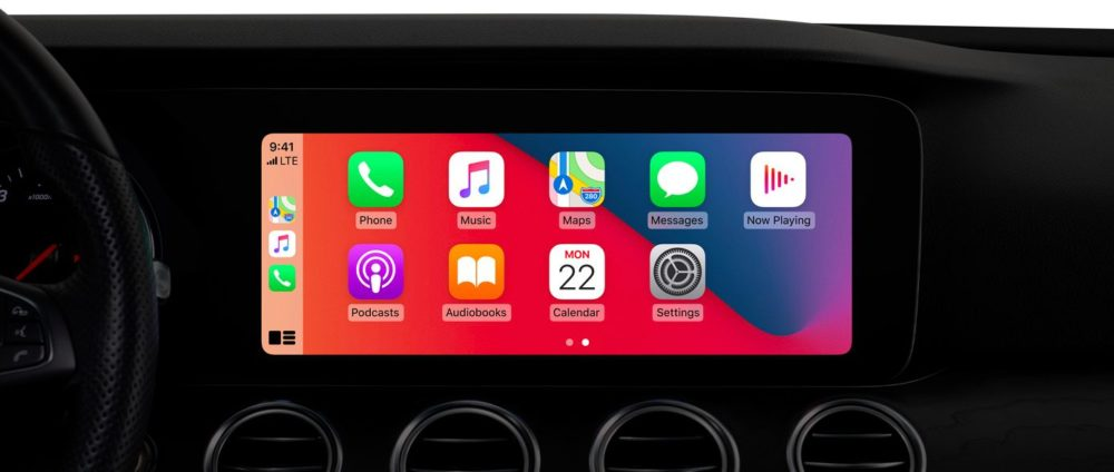 iOS 14 CarPlay iOS 14 est là : widgets sur lécran daccueil, App Clips, Image dans Image, nouvel écran pour les appels...