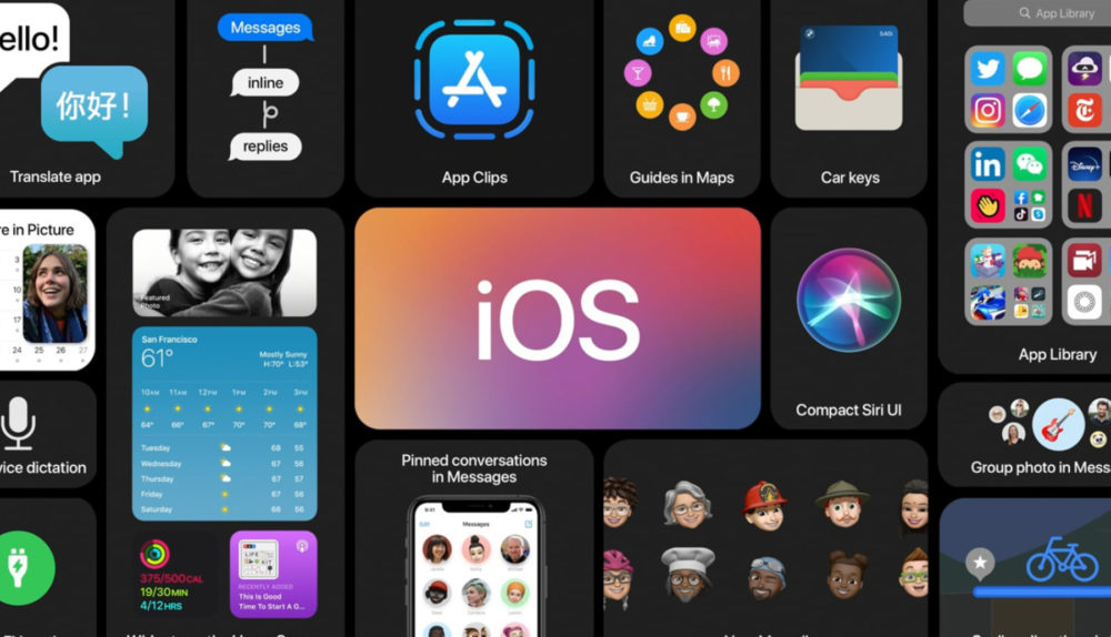 iOS 14 Grandes Nouveautes 1 iOS 14 : Apple bannira de lApp Store toute app qui continue de traquer les utilisateurs malgré leur refus
