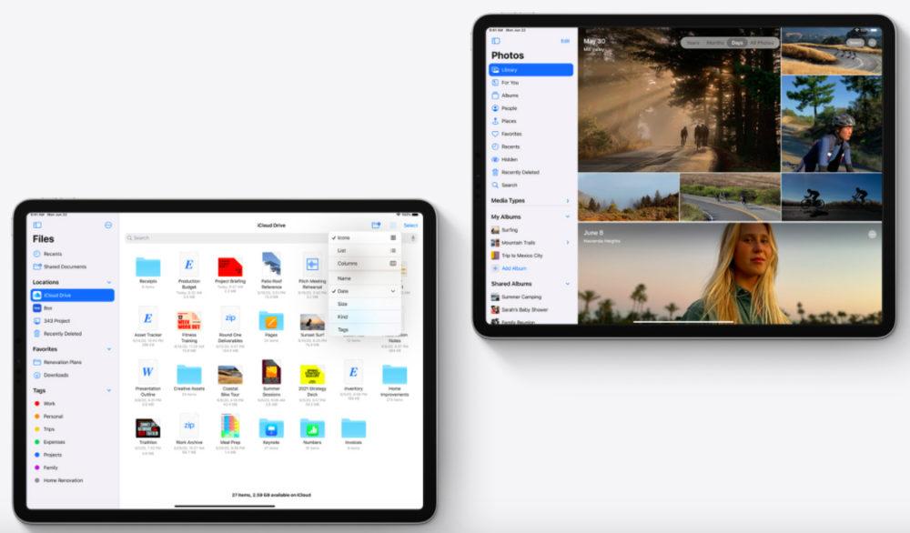 iPadOS 14 Navigation Apple a présenté iPadOS 14 : Scribble, réalité augmentée améliorée, du nouveau pour Siri et lApple Pencil…