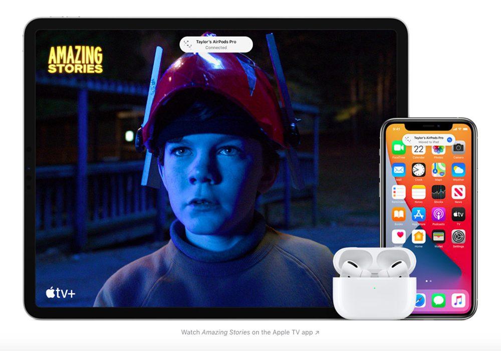 iPadOS 14 et iOS 14 La version diOS 14 et diPadOS 14 peuvent tourner sur ces appareils