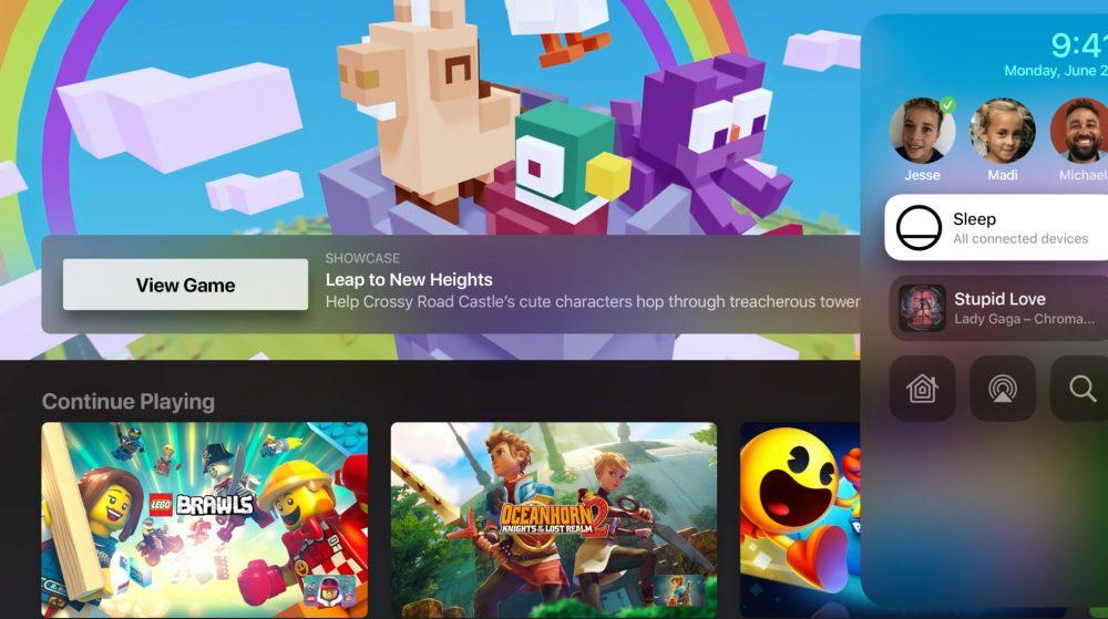 tvOS 14 Apple Arcade tvOS 14 : nouvelle app Home, prise en charge de plusieurs utilisateurs pour Apple Arcade et plus encore