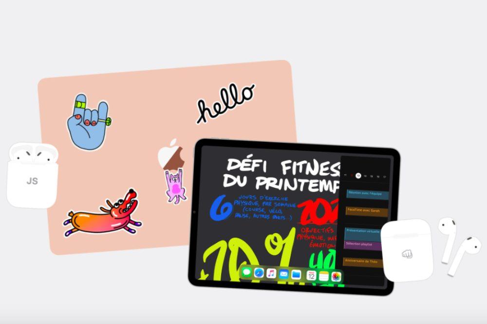Apple Back to School Europe 2020 Apple lance son Back to School 2020 en France : des AirPods sont offerts gratuitement
