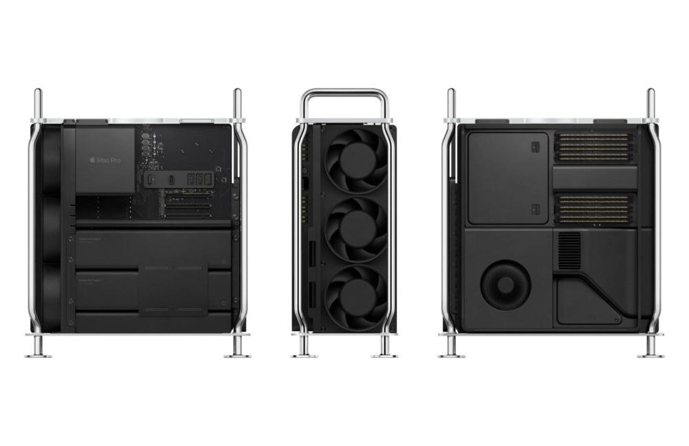 Apple Mac Pro Mac Pro : Apple rend disponible en option la carte graphique Radeon Pro W5500X dAMD