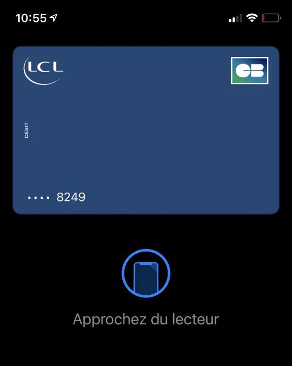 Apple Pay : le service est désormais disponible chez LCL
