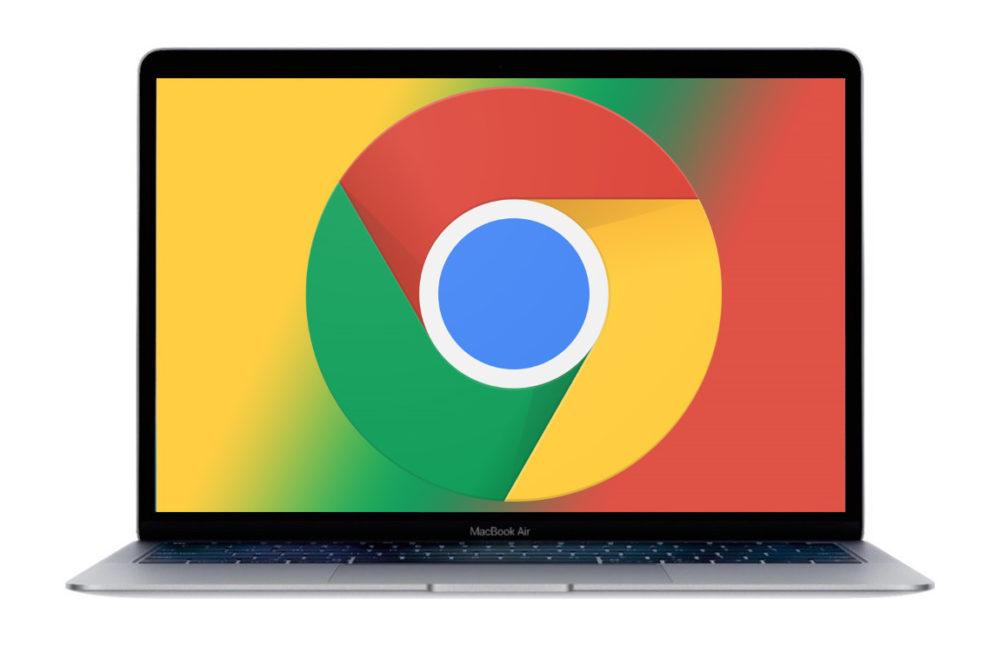 Chrome MacBook AIr Chrome : Google va améliorer lautonomie sur les MacBook