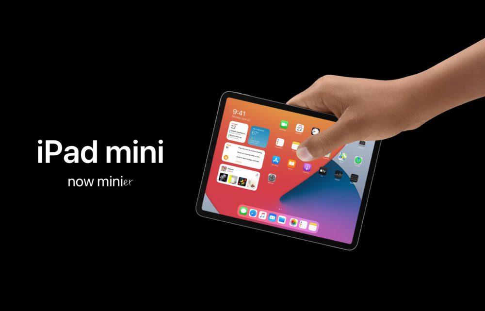 Voici un concept diPad mini avec un design semblable à liPad Pro avec Face ID