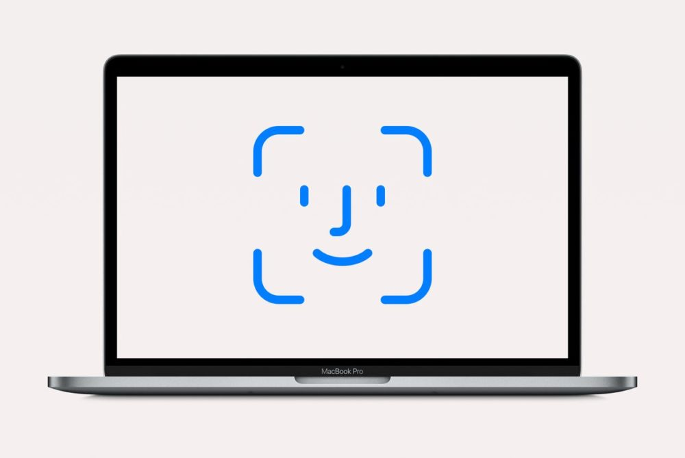 Face ID Sur Mac La bêta de macOS Big Sur suggère que Face ID débarquera sur Mac