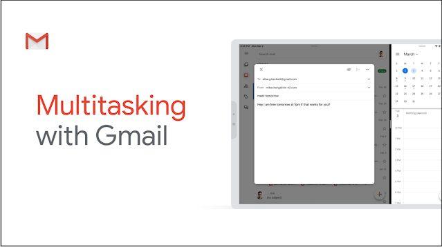 Gmail iPad Multitasking Lapplication Gmail sur iPad est enfin compatible avec Split View