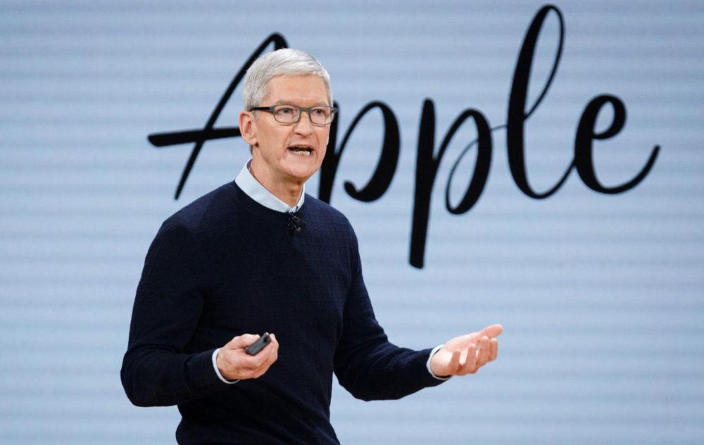 Tim Cook Apple Les résultats financiers dApple pour le 3e trimestre 2020 sont là : hausse constatée