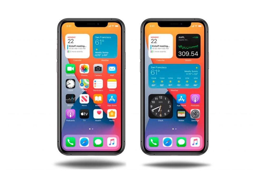 iPhone iOS 14 Apple rend disponible iOS 14.1 et iPadOS 14.1 et corrige plusieurs bugs