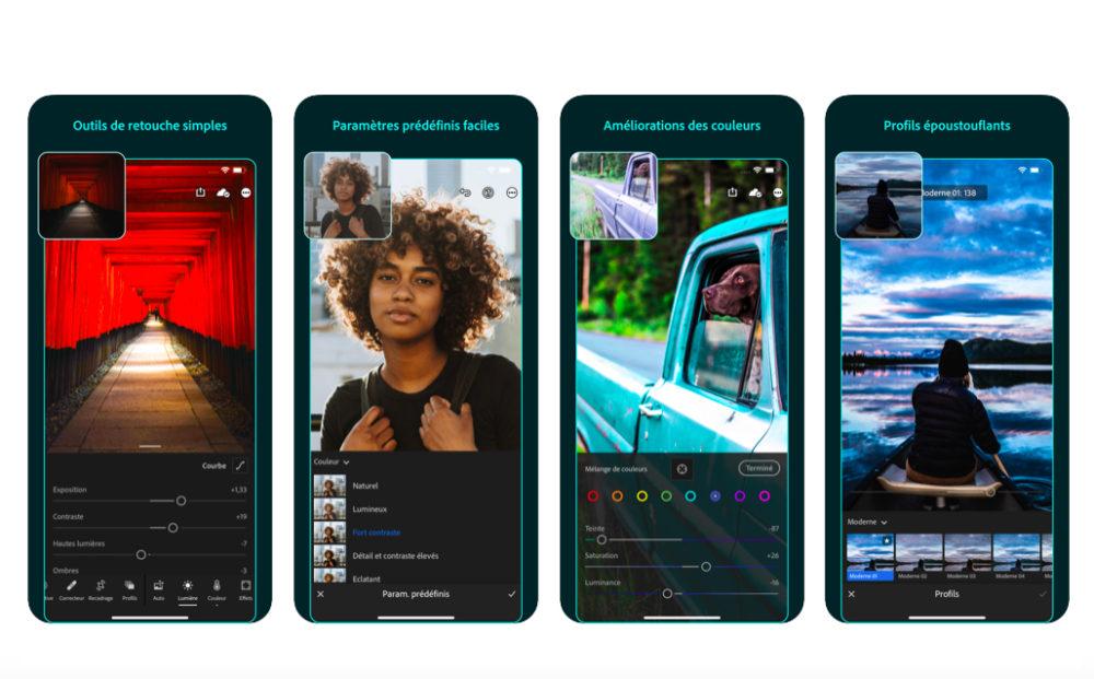 Adobe iOS Lightroom sur iOS : une mise à jour a supprimé les photos de certains utilisateurs