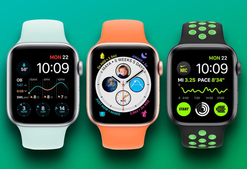 Apple Watch Series 5 watchOS 7 watchOS 7 bêta publique : Apple rappelle quil nest pas possible de retourner sur une version stable