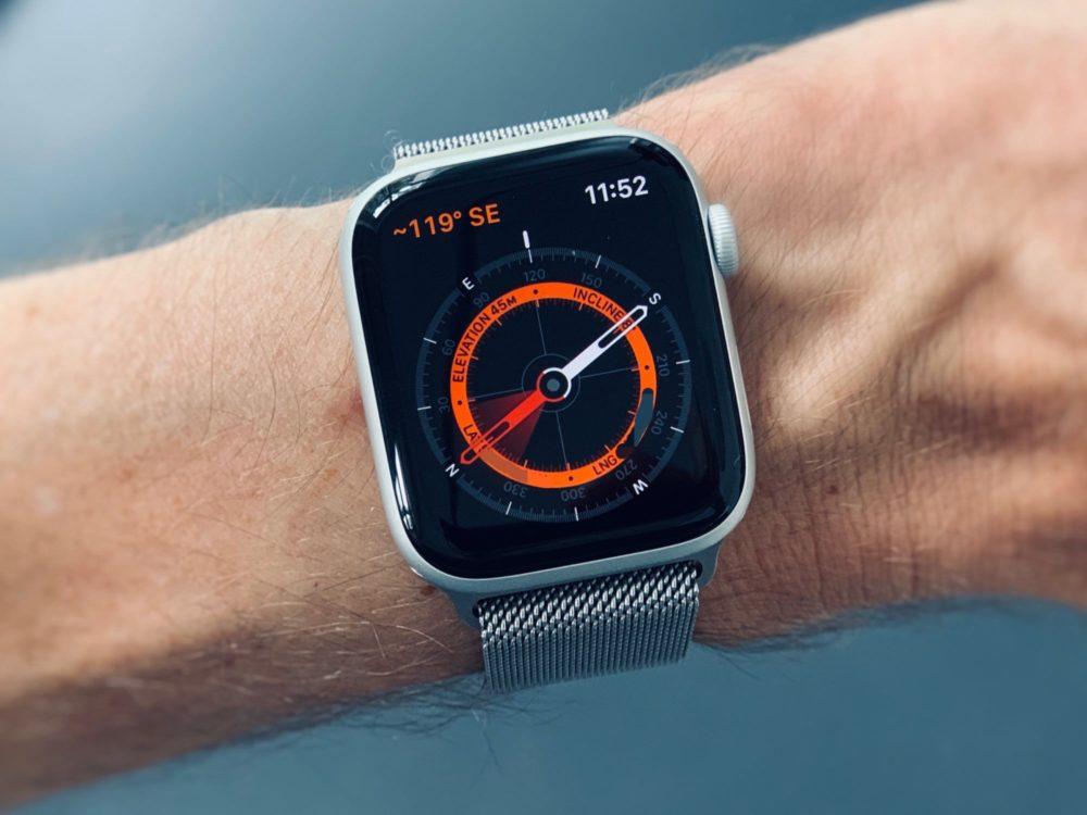 Apple Watch Series 5 Une nouvelle couleur pourrait être proposée avec lApple Watch Series 6
