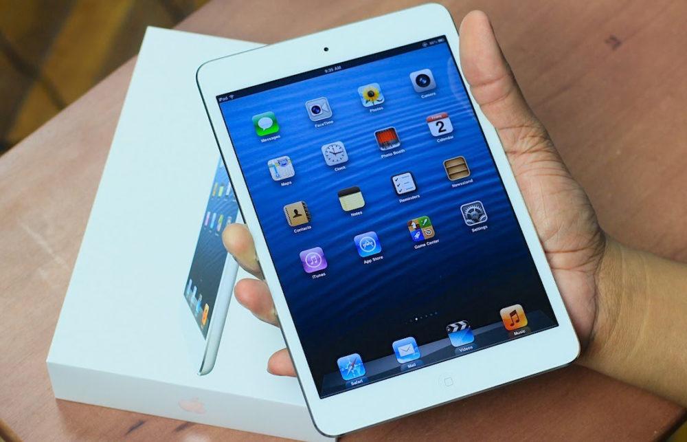 Apple iPad mini 2012 Le premier iPad mini (2012) est désormais un produit ancien pour Apple