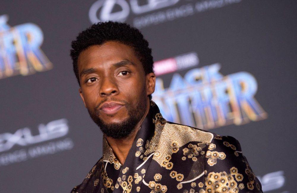 Chadwick Boseman Black Panther En hommage à lacteur Chadwick Boseman, Apple met en avant ses films
