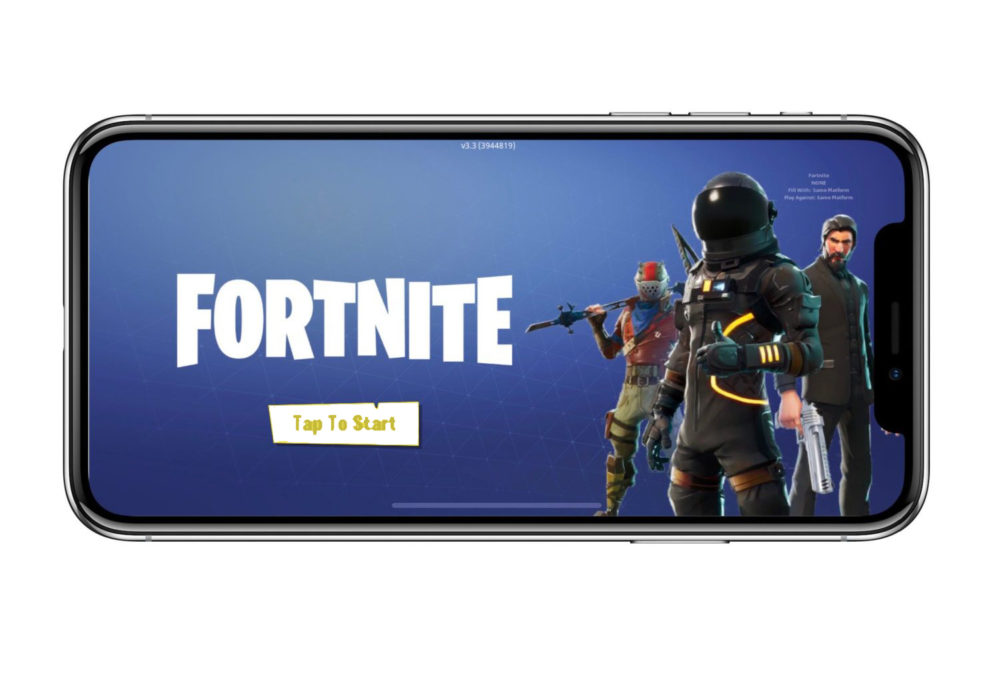 Fortnite Battle Royal Le studio Epic demande le retour de son jeu Fortnite sur lApp Store