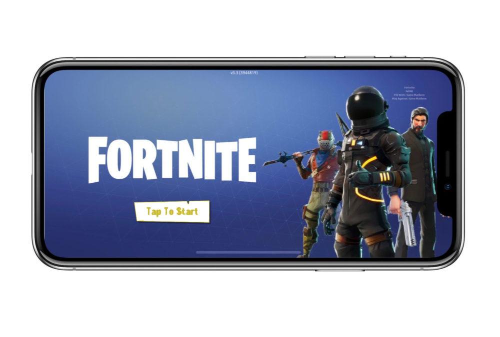 Fortnite Battle Royal Le studio Epic demande le retour de son jeu Fortnite sur lApp Store