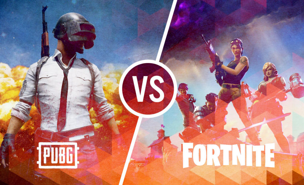 Fortnite VS PUBG Mobile Apple nous invite à « jeter un coup dœil » sur PUBG Mobile sur lApp Store, alors que Fortnite nest plus