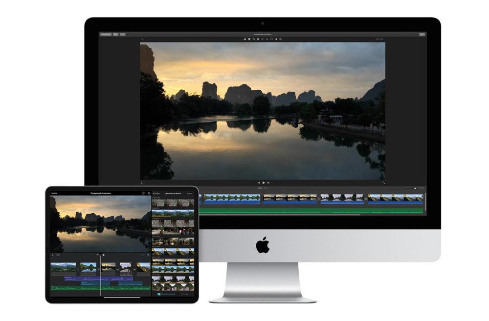 iMovie Sur Mac iPad Apple propose une nouvelle mise à jour iMovie sur iOS et macOS : voici les nouveautés avec