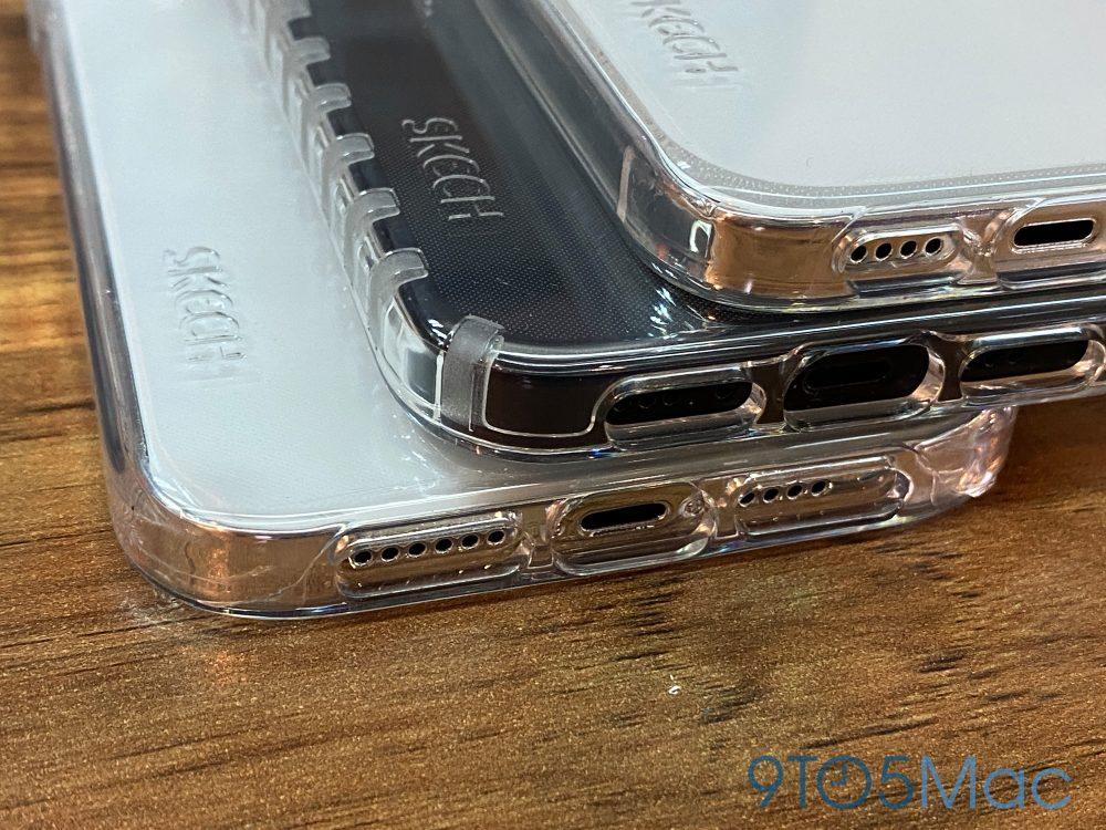 iPhone 12 Images Factices 4 Des images factices de liPhone 12 montrent une conception proche de celle de liPhone 4