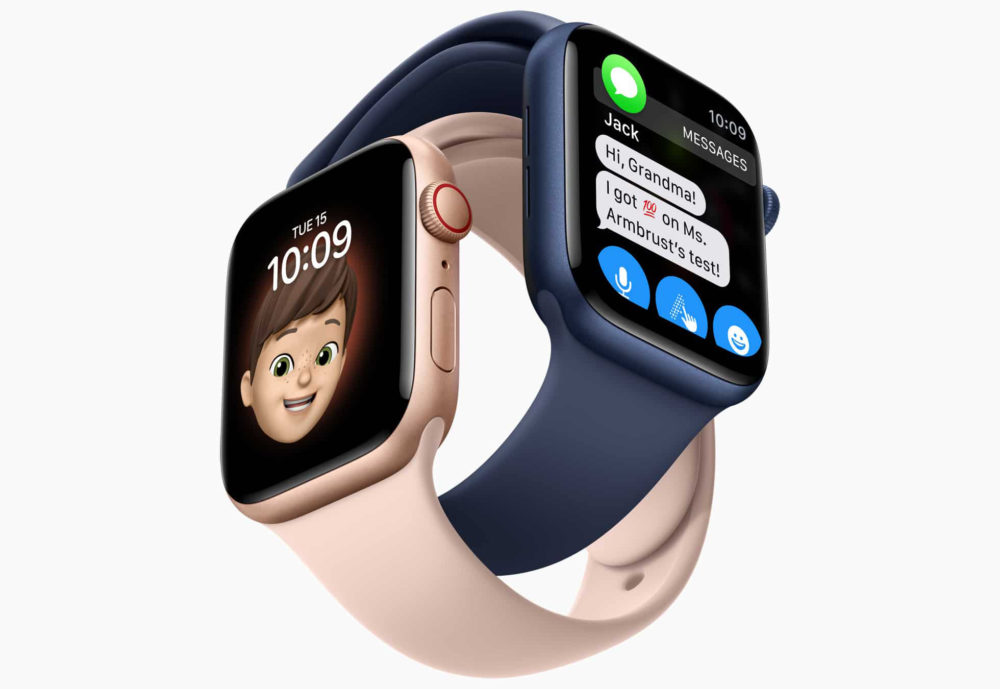 2 Apple Watch Series 6 Apple Watch SE et Apple Watch Series 6 : pas de chargeur dans la boîte
