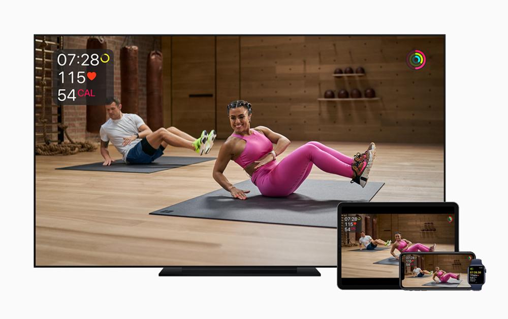 Apple Fitness Fitness+ : le tout nouveau service de fitness dApple