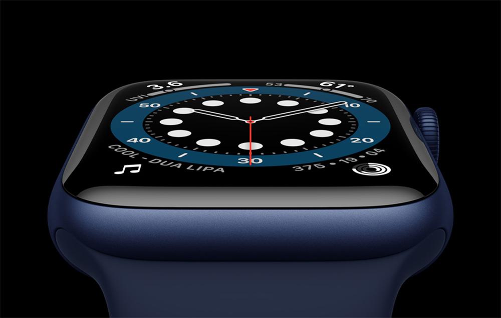 Apple Watch Series 6 Capteurs Oxygene dans le Sang Apple Watch : Apple diminue le prix pour les réparations