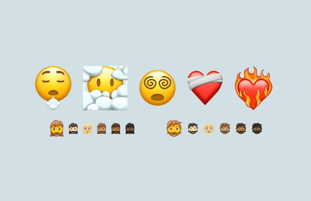 Emojipedia 217 Nouveaux Emojis 2021 Header Unicode dévoile les 217 nouveaux Emojis qui arriveront sur iPhone, iPad et autres appareils en 2021