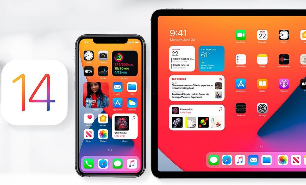 iOS 14 iPhone iPad iOS 14.2 et iPadOS 14.2 : Apple rend disponible la bêta 3