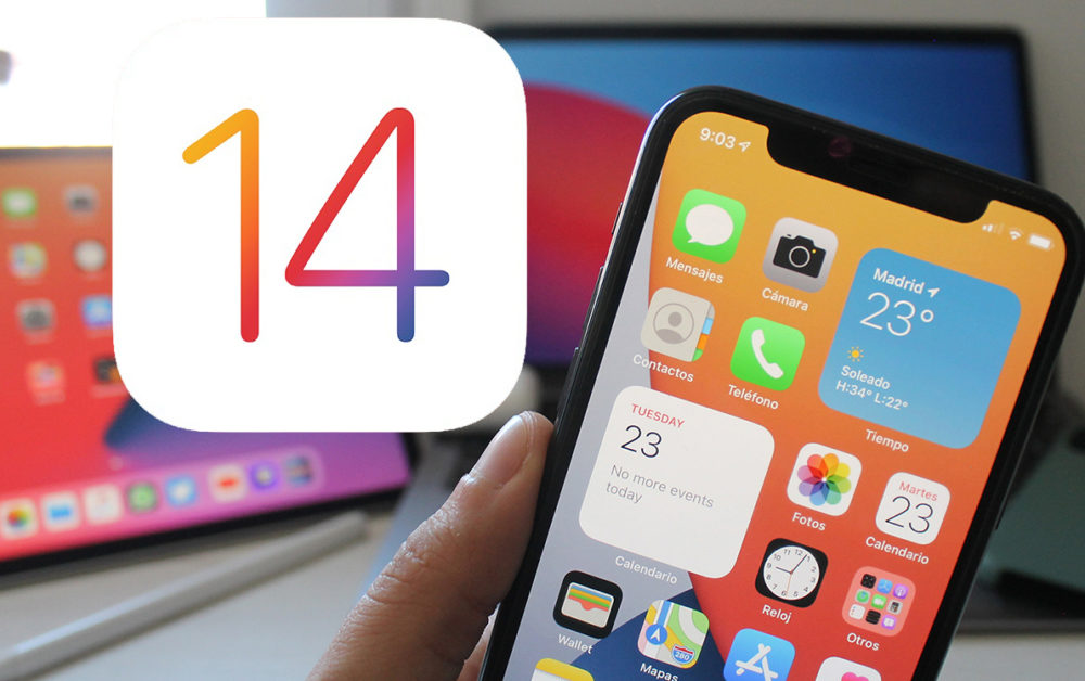 iOS 14 iPhone iOS 14 : un taux dadoption de 90% selon MixPanel