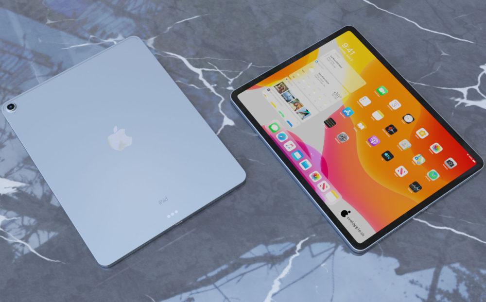 iPad Air 4 concept 1 Une rumeur prédit que le prix de liPad Air 4 serait plus élevé que le modèle actuel