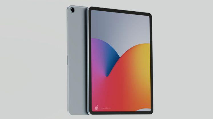 iPad Air 4 concept 8 Nouvel iPad Air 4 : un concept montre un design similaire à celui de liPad Pro 2018