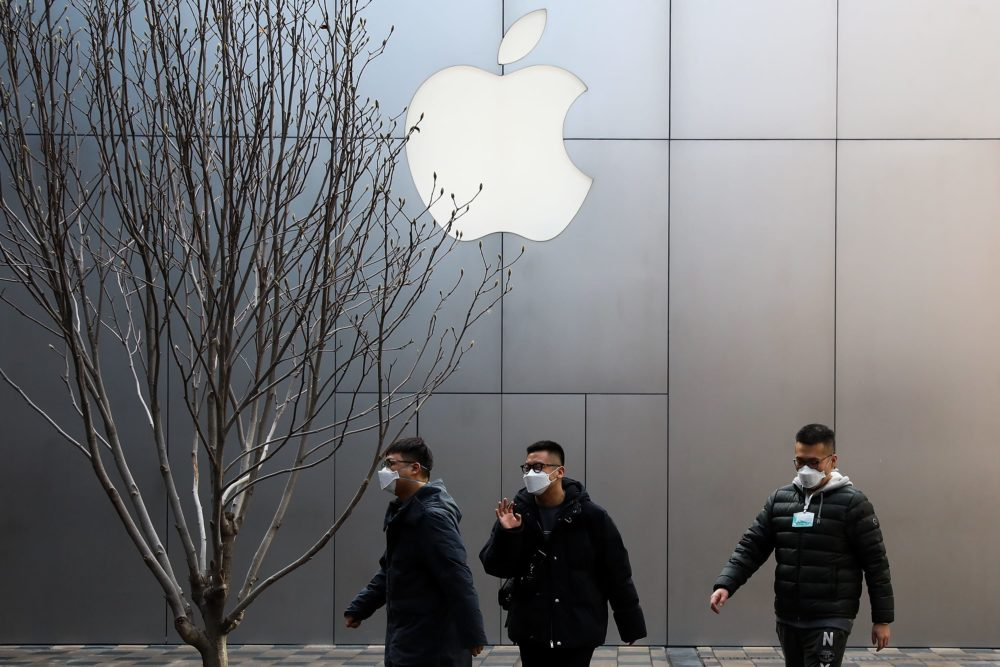 Apple Coronavirus COVID 19 : un don de 10 millions de dollars dApple a permis davoir 15 millions de tests (USA)