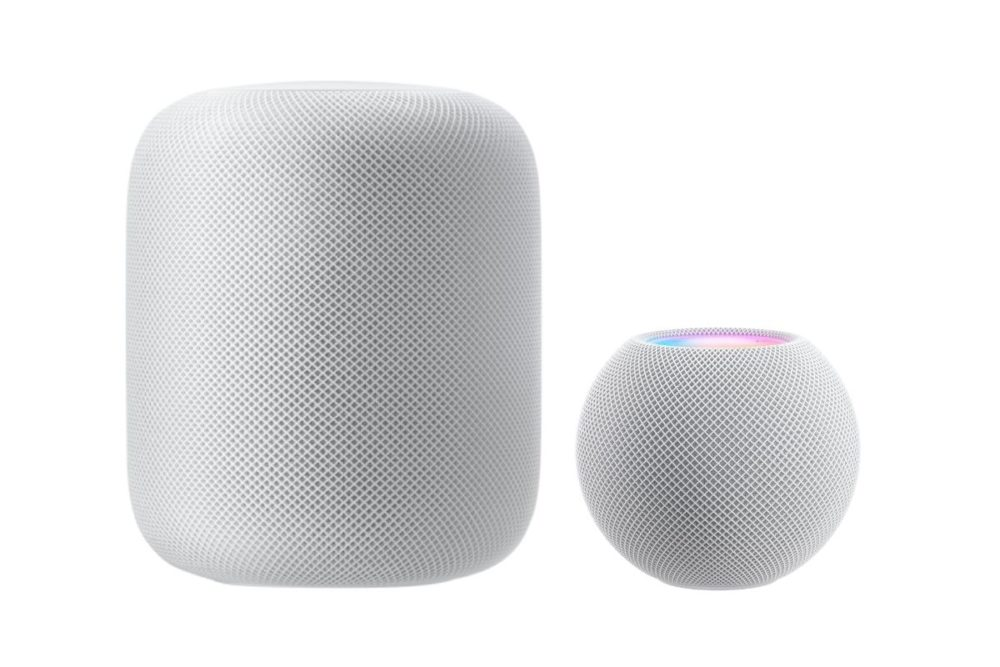 Apple HomePod et HomePod mini Blanc HomePod et HomePod mini : Apple propose la mise à jour 14.2.1