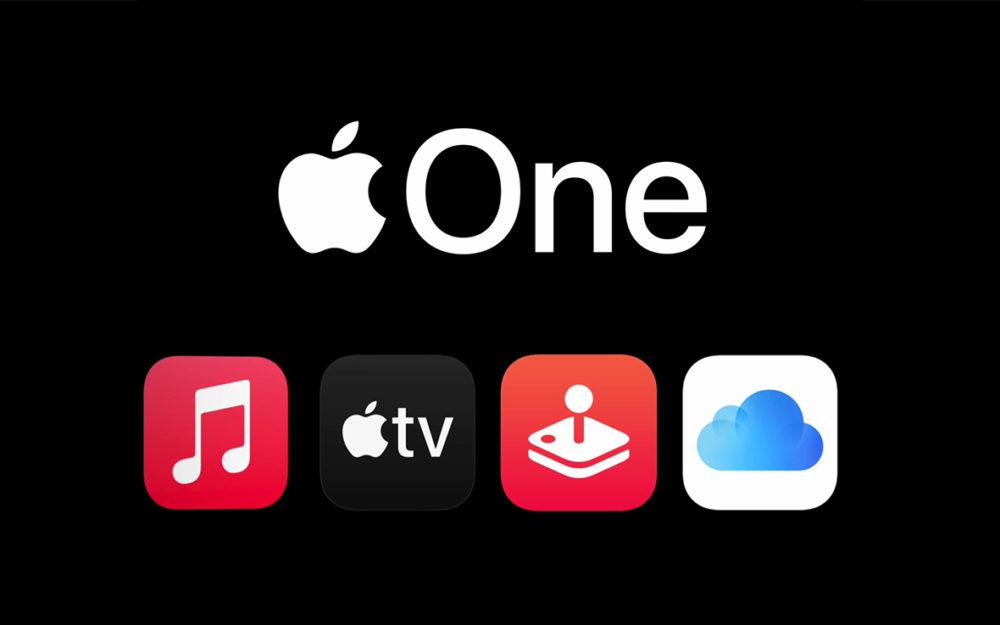Apple One Les Services Apple One est à présent disponible en France et dans dautres pays