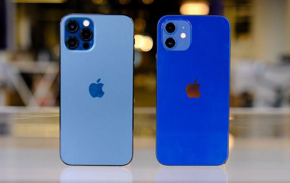 Apple iPhone 12 Bleu iPhone 12 Pro iPhone 12 : vous aurez 2 heures dautonomie en moins en utilisant la 5G