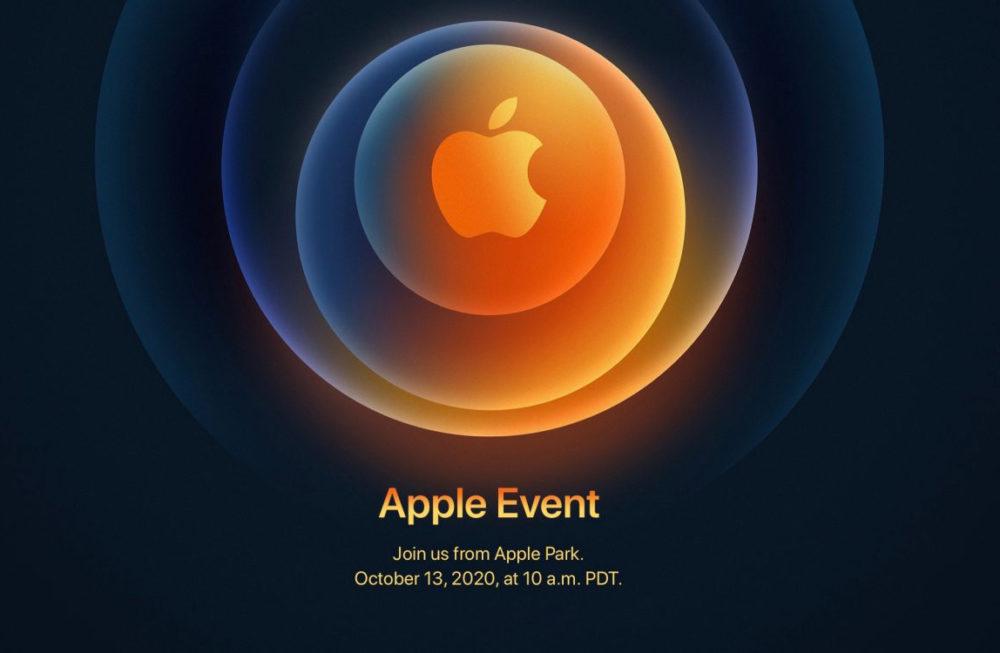 Cest confirmé ! LiPhone 12 sera présenté par Apple le 13 octobre à venir