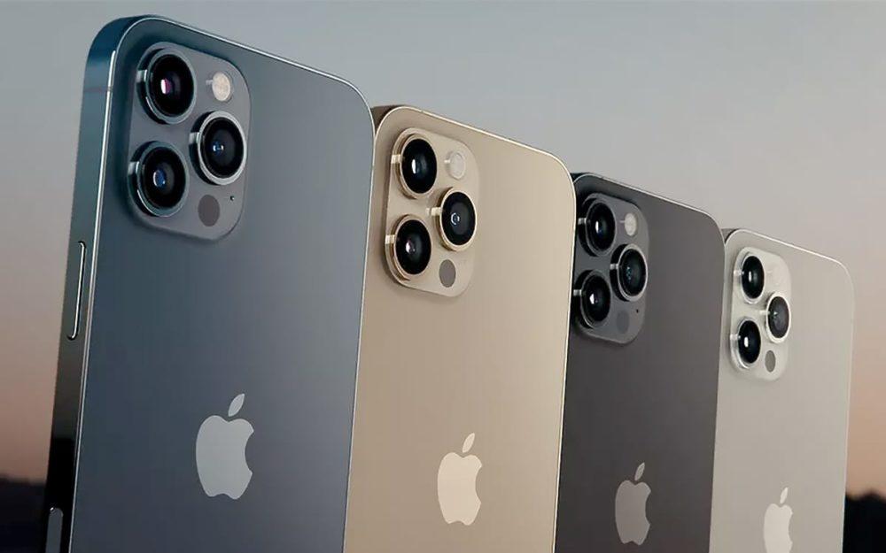 Apple iPhone 12 Pro LiPhone 12, liPhone 12 Pro et liPad Air 4 sont proposés à lachat par Apple