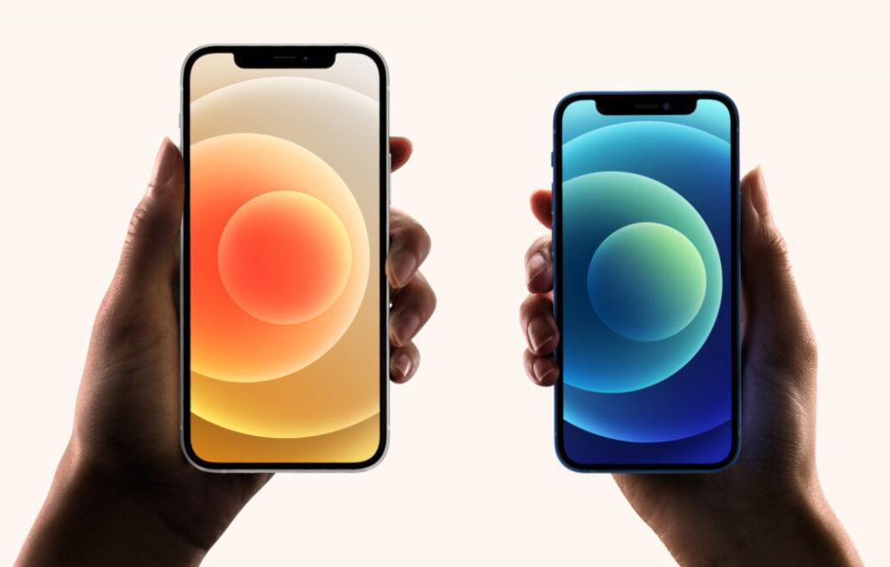 Apple iPhone 12 iPhone 12 mini iPhone 12 et 12 mini : des batteries plus petites que celle de liPhone 11