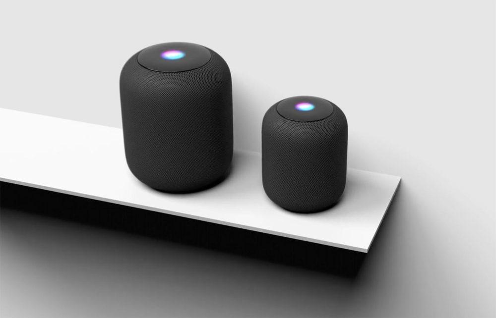 HomePod mini Concept 1 HomePod mini : il ferait son arrivée au cours du prochain mois pour un tarif de 99 dollars
