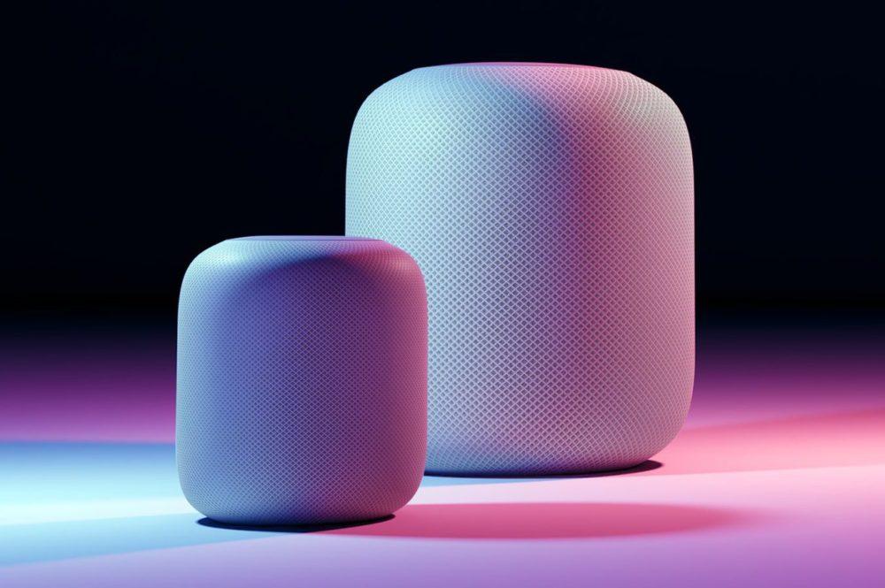 HomePod mini Concept Un HomePod mini serait disponible cette année, annonce une rumeur
